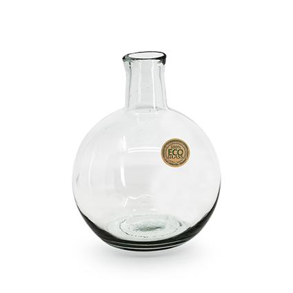 Eco vase 'tummy' S h24 d18cm