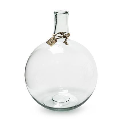 Eco vase 'tummy' L h45 32cm