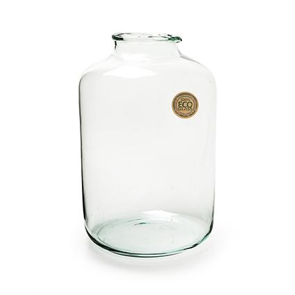 Eco vase 'mega terra' h55 d33