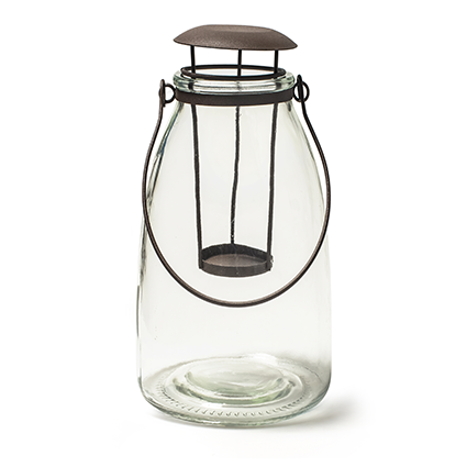 Lantern 'roan' new h29 d15 cm