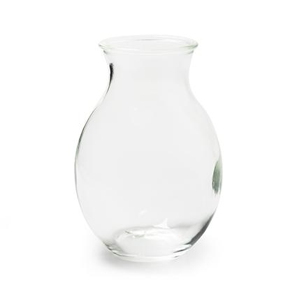 Vase 'ivana' h19,5 d13,5cm