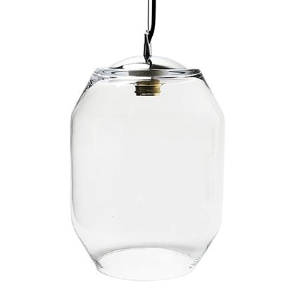 Lamp 'rotterdam' h25 d19 cm