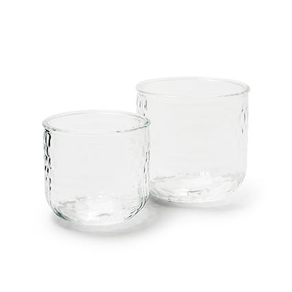 Vase 'olivia' h12 d13 cm