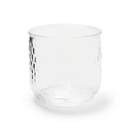 Vase 'olivia' h14,5 d15,5cm