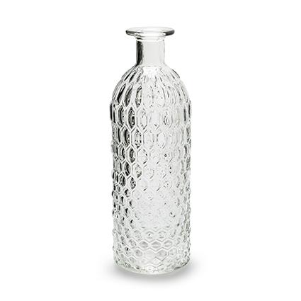 Bottlevase 'hudson' h26 d9 cm