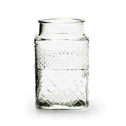 Glas 'mayfair' h19.5 d11 cm