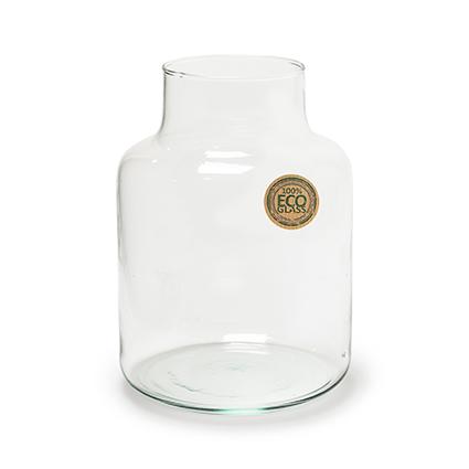 Eco vase 'gigi' h20 d14,5cm