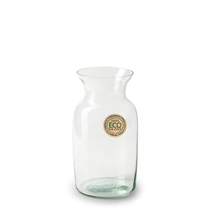 Eco vase 'nobles' h18 d9,5cm