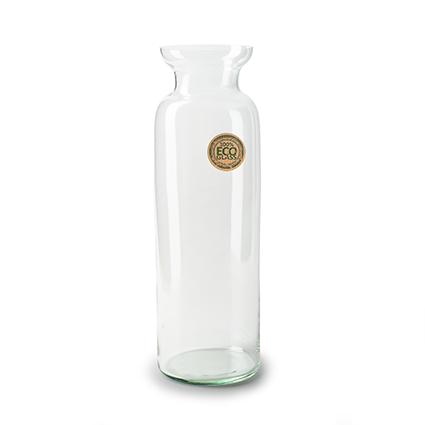 Eco vase 'nobles' h30 d9,5cm
