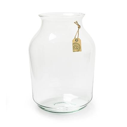 Eco vase 'silva' h32,5 d23 cm