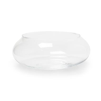 Schaal 'float' h10 d25 cm