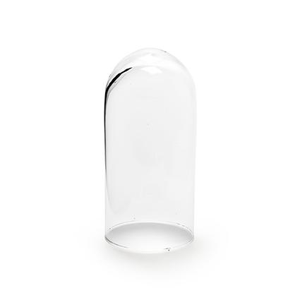 Stolp glas h18.5 d9 cm