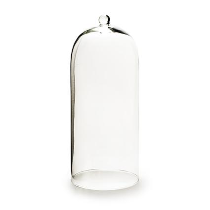 Stolp glas h48 d20 cm