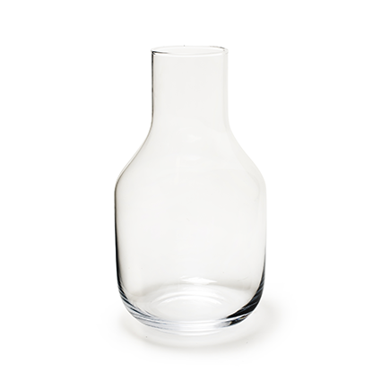 Bottle vase 'quincy' h35 d19,5 cm