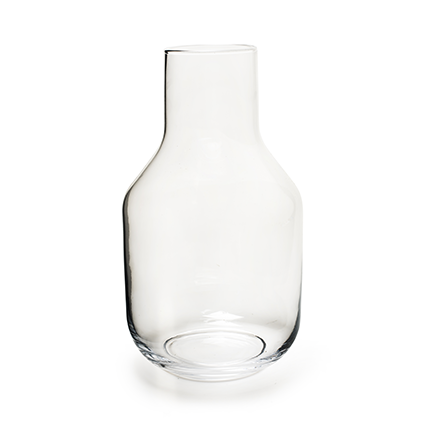 Bottle vase 'quincy' h43 d23,5 cm