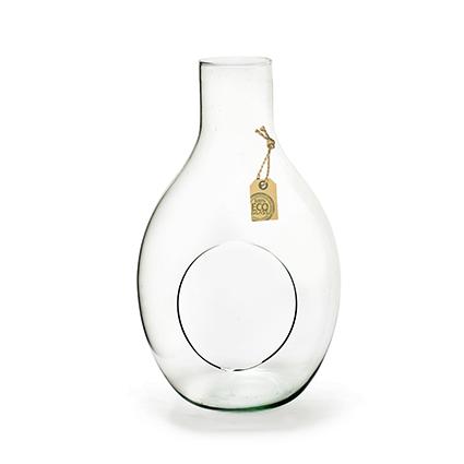 Eco vase 'brave' h31 d18 cm