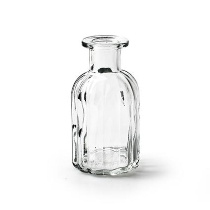 Bottle vase 'norinne' h10.5 d5.5 cm
