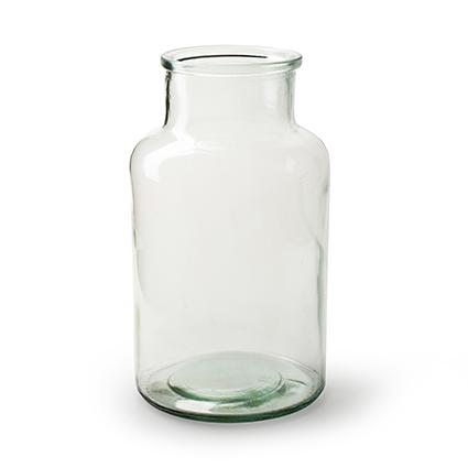 Bottle vase 'apotheker' h26 d14 cm
