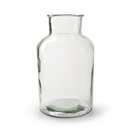 Bottle vase 'apotheker' h30 d18 cm