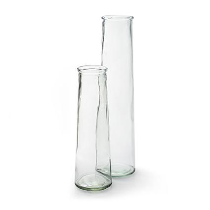 Bottlevase 'roseanne' h35 d9 cm