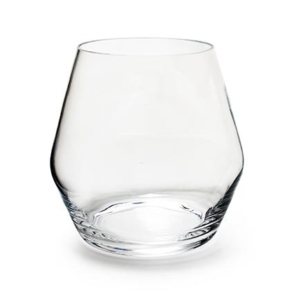 Vase 'houston' h25 d25 cm cc