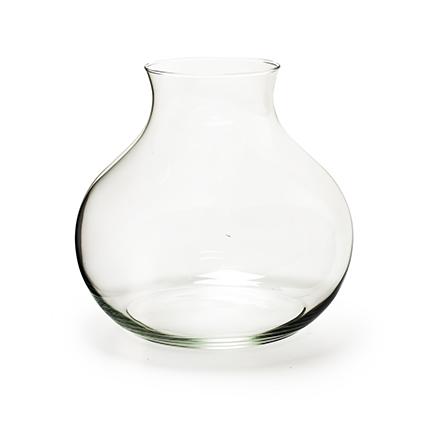 Vase 'frog' h24 d26 cm