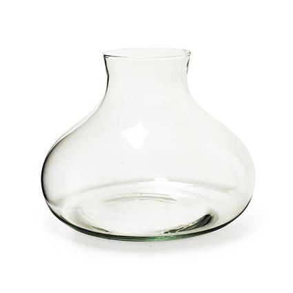 Vase 'frog' h26 d36 cm