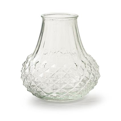 Vase 'salsa' L h18 d17,5 cm