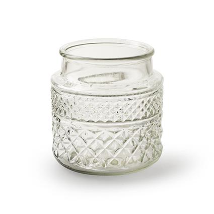 Vase 'aprilia' h13 d11 cm