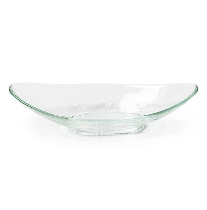 Bowl 'oval' h6,5 d27,5 cm