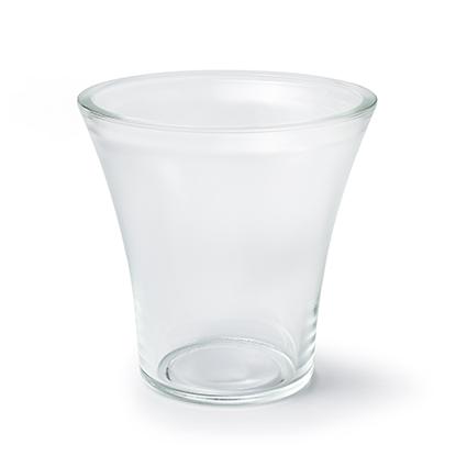 Vase 'rosy' h19 d19 cm