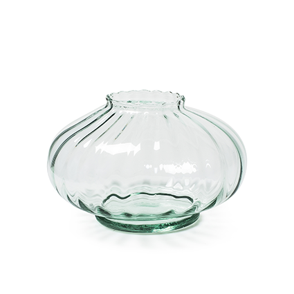 Eco bowl 'eva' optic h12 d19 cm