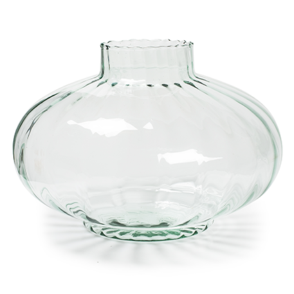 Eco bowl 'eva' optic h20 d33 cm