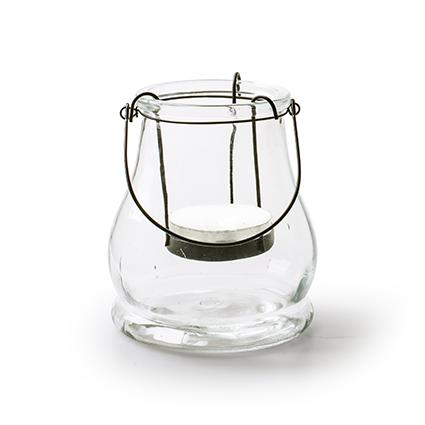 Lantern+hanger 'claire' h18 d16 cm