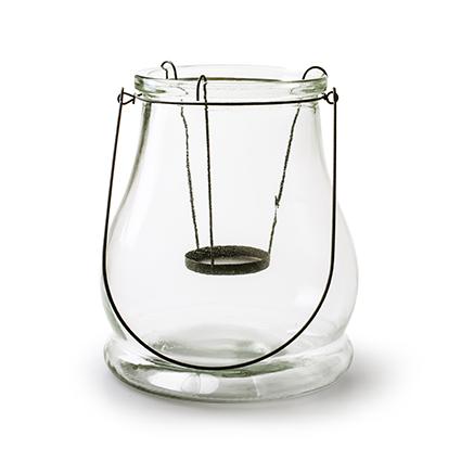 Lantern+hanger 'claire' h26 d22 cm