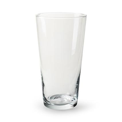 Conical vase 'henley' h29,5 td16 bd11 cm