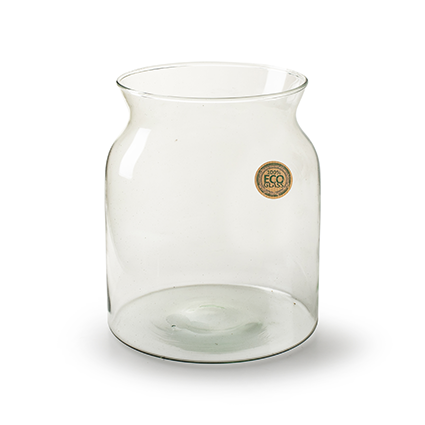 Eco vase 'noppi' h20 d17 cm
