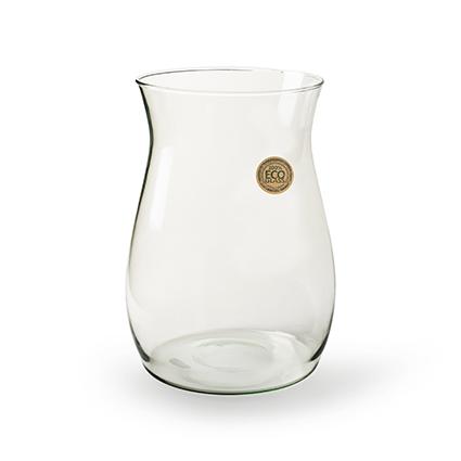 Eco vase 'katie' h24 d18/15,5 cm