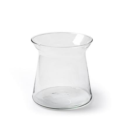 Eco vase 'begra' h12 d12 cm