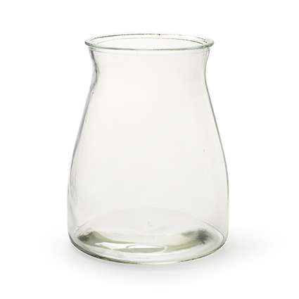 Glas 'only' h25 d20 cm