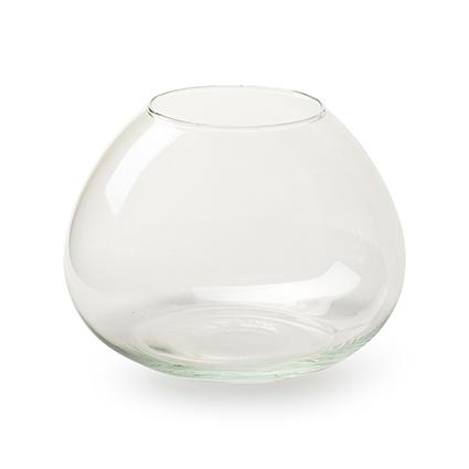 Vase 'dalles' h15 d20 cm