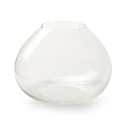 Vase 'dalles' h20 d25 cm