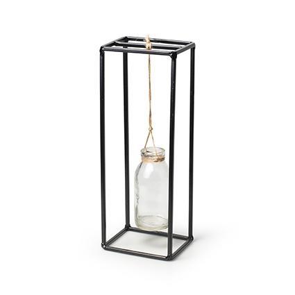 Bottle frame 'legend' h27 d10x8 cm