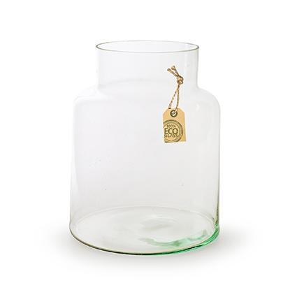 Eco vase 'gigi' h24 d19 cm