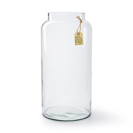 Eco vase 'gigi' h40 d19 cm