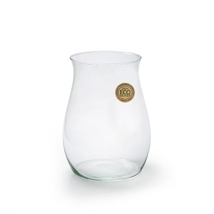 Eco vase 'katie' h16,5 d12,5 cm