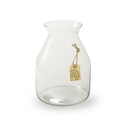 Eco vase 'nice' h19 d15 cm