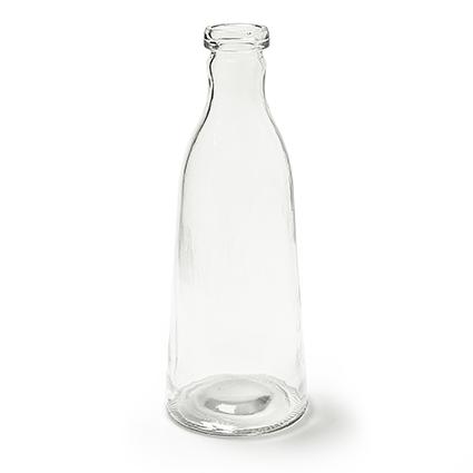 Bottlevase 'milk' h27 d10.5 cm