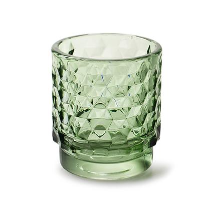 Vase 'taisie' spring green h8 d7 cm