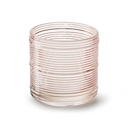 Sfeerlicht 'rage' zacht roze h7 d7 cm